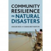 "Student deals to buy ""Community Resilience in Natural Disasters"" on Amazon.com"