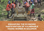 Economic participation of young women report launched