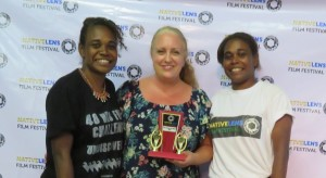 Herstory film wins Best Feature Film at Native Lens Film Festival